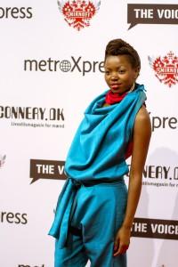 Tina Mweni - Red Carpet