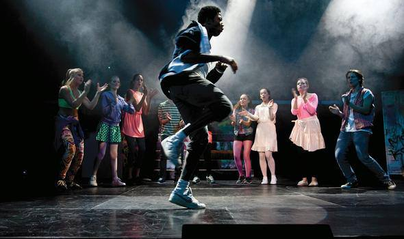 Dance musical