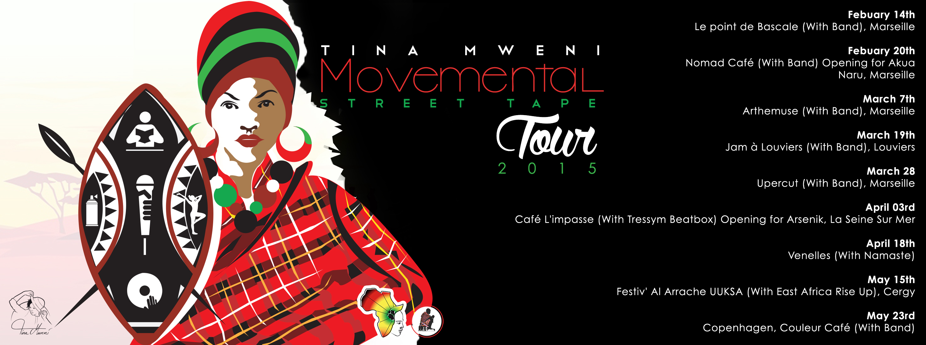 MovementaL Tour 2015