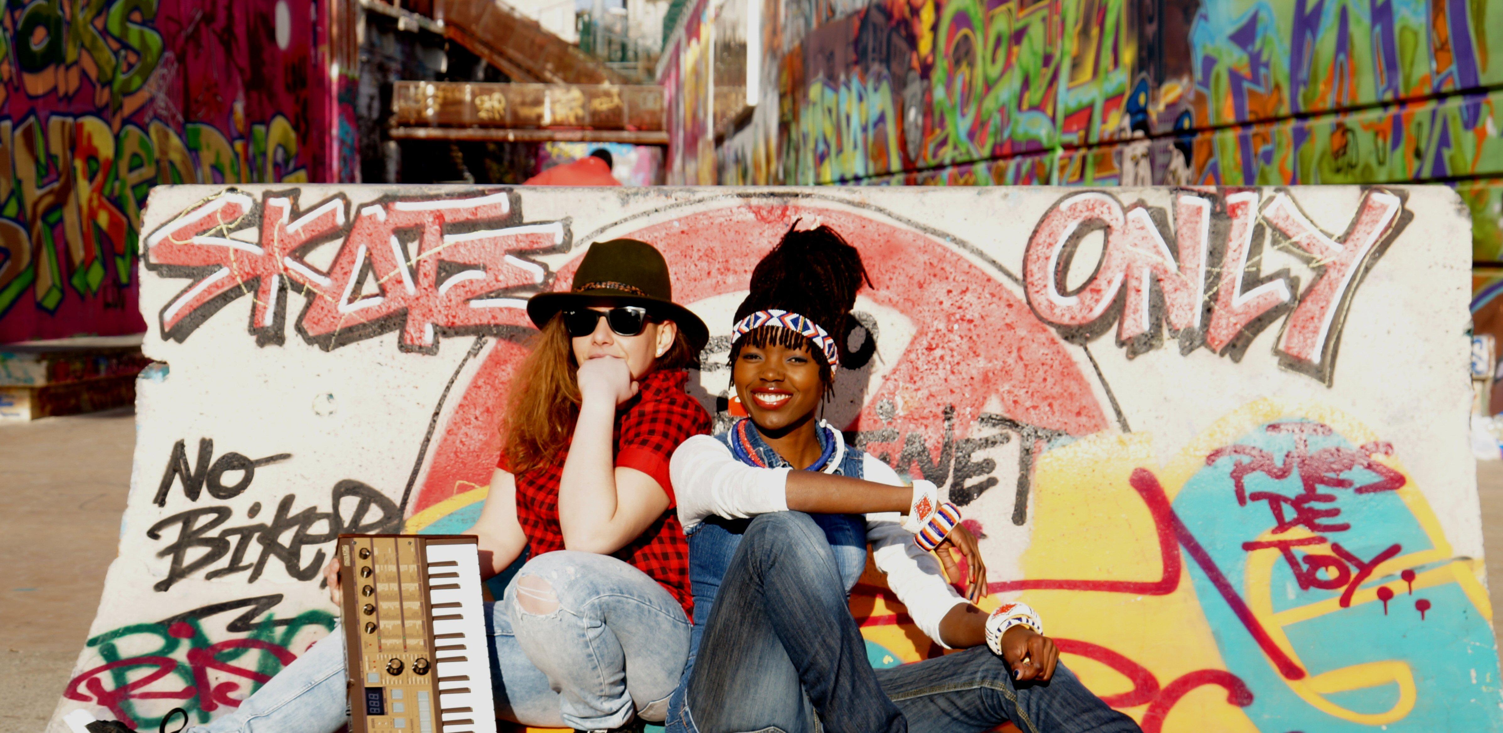 Tressym & Tina Mweni