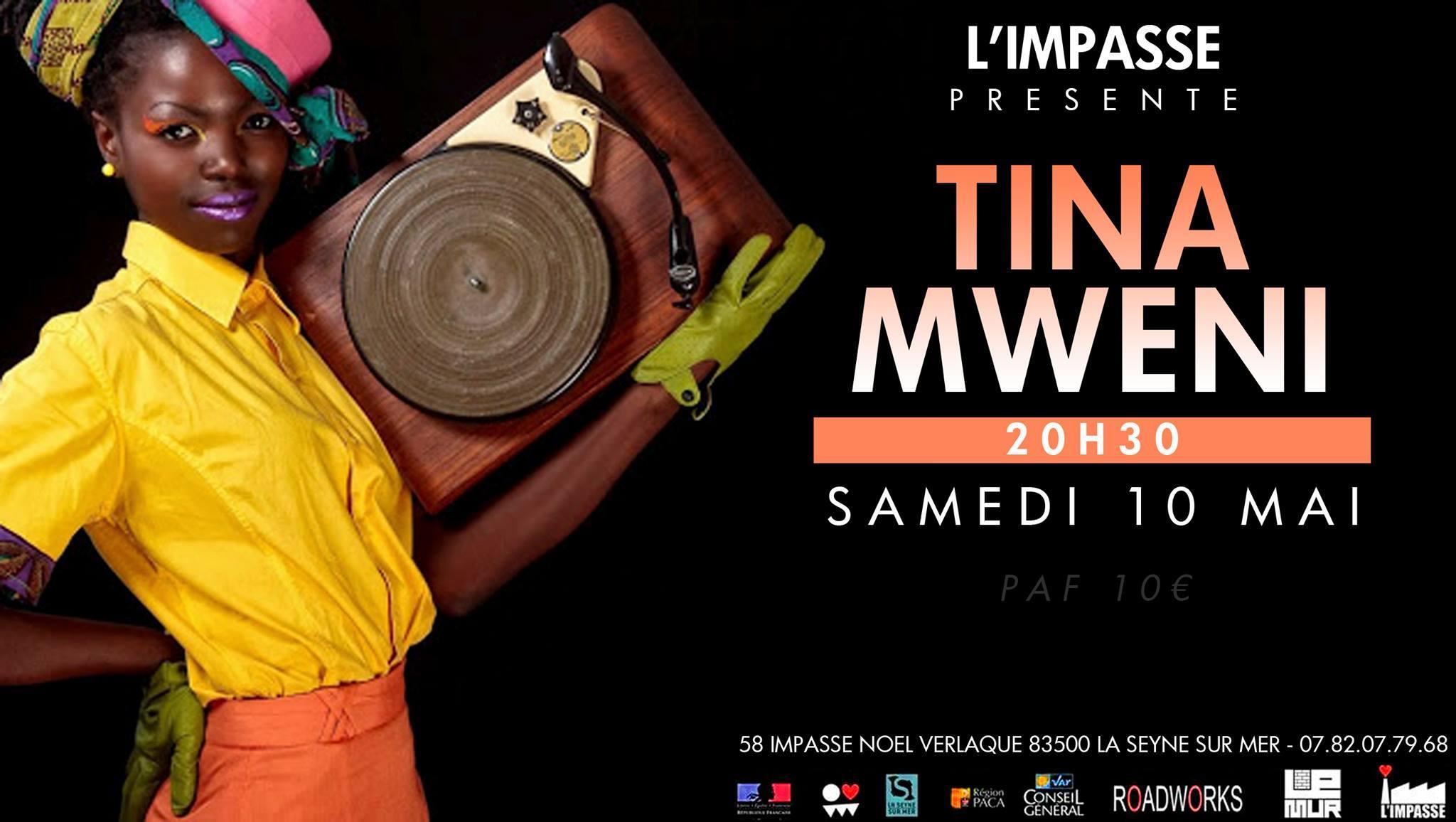 Tina Mweni - L'impasse
