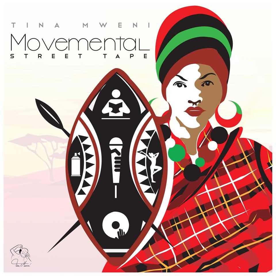 Tina Mweni - MOVEMENTAL Street Tape