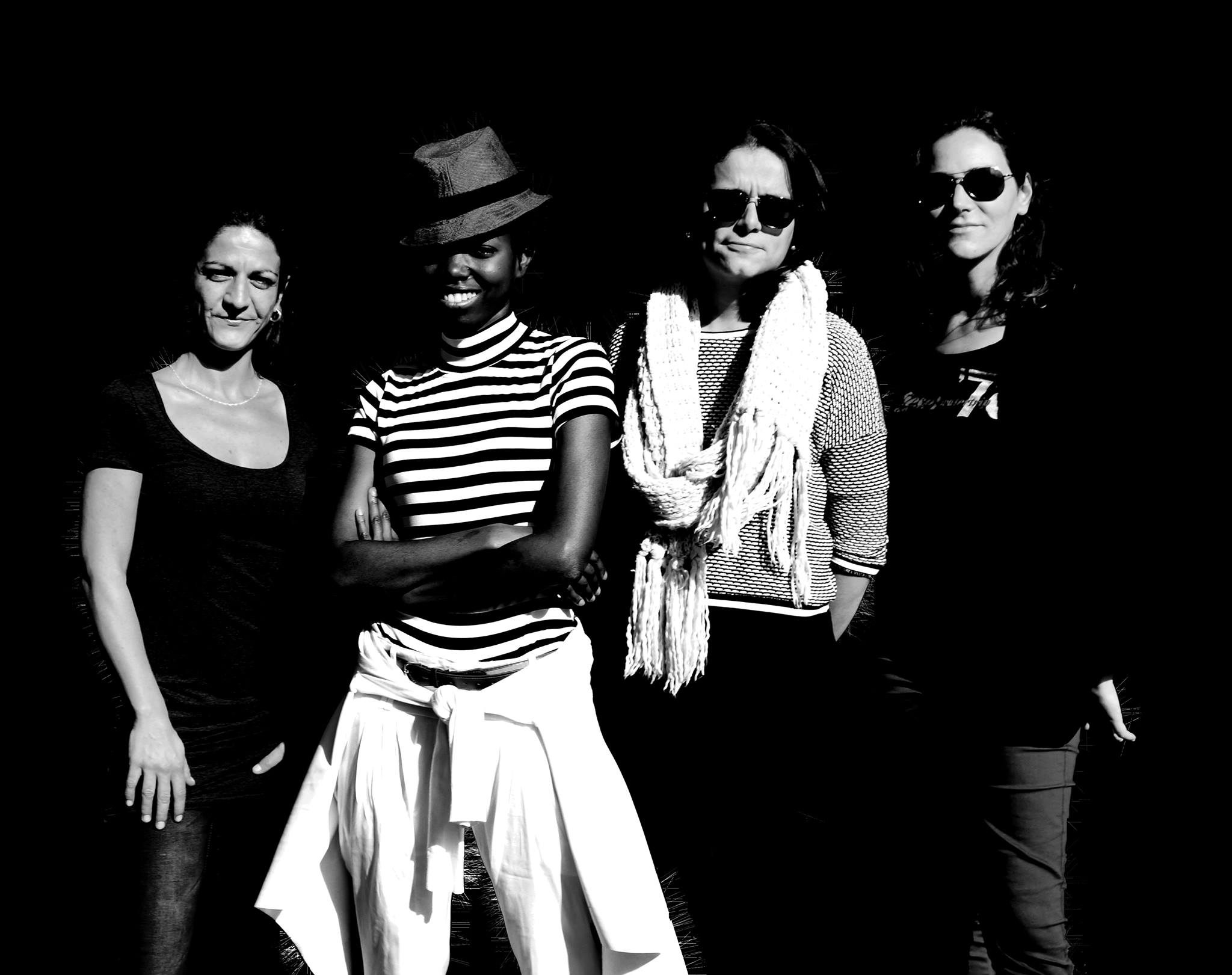 Faby DubAkom, Mathilde Caglione, Aurélie, Agullo - Photo by WePresent