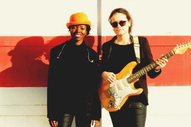 Tina Mweni & Mathilde Caglione