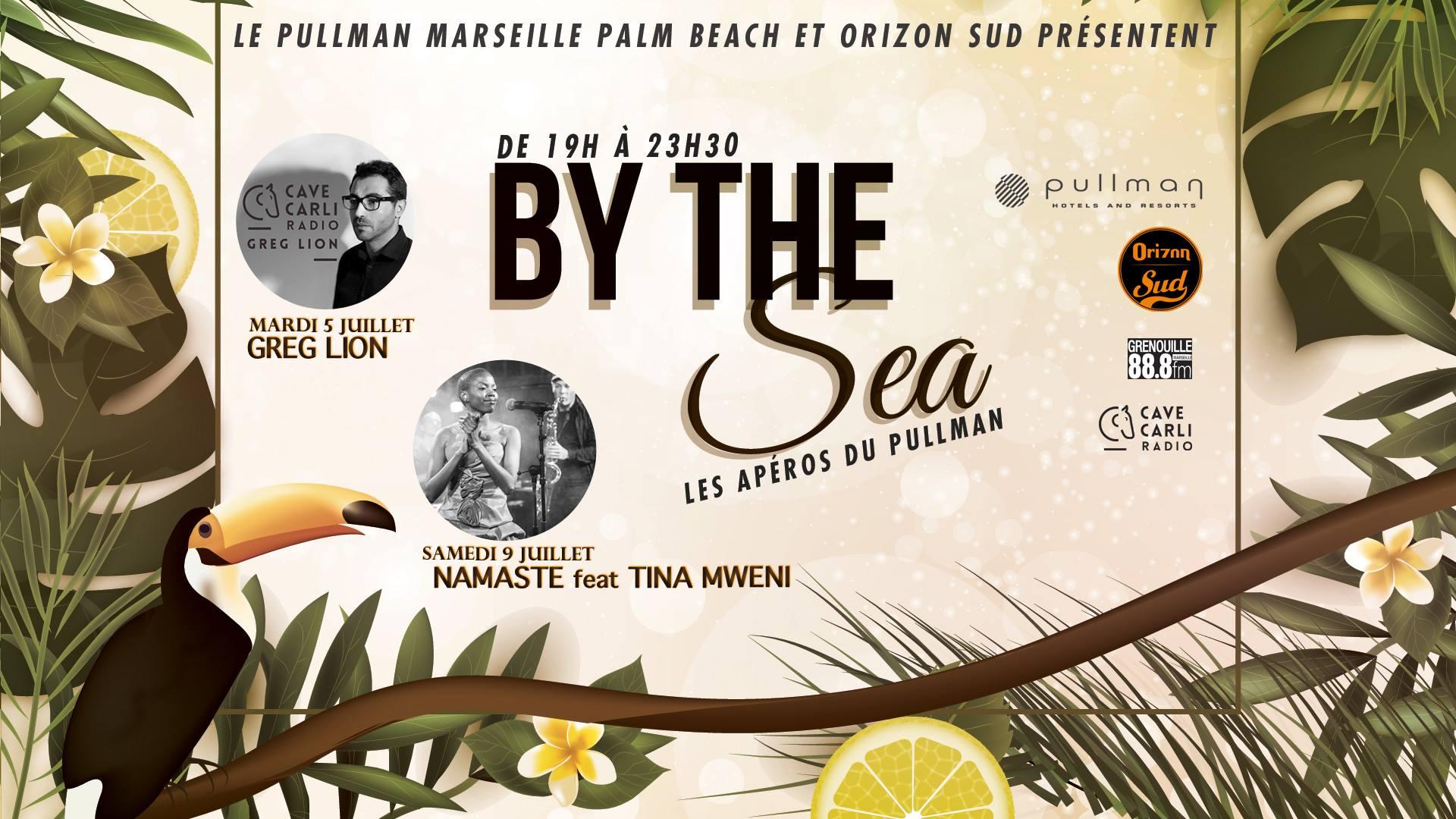 Live at Pullman Marseille Palm Beach.
