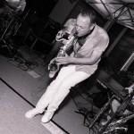 Photo Aude ZiknTof -Live at Pullman Marseille Palm Beach.