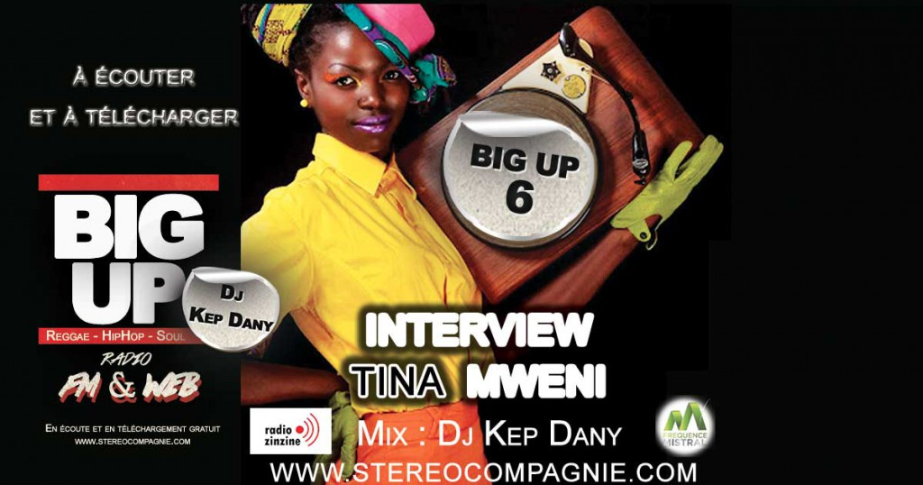 Big Up Radio Interview by Kep Dany 2016