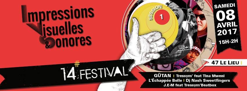Festival Impressions Visuelles & Sonores 2017
