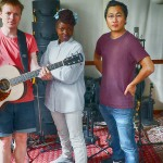 Troels Frost, Tina Mweni, Carsten Svanberg
