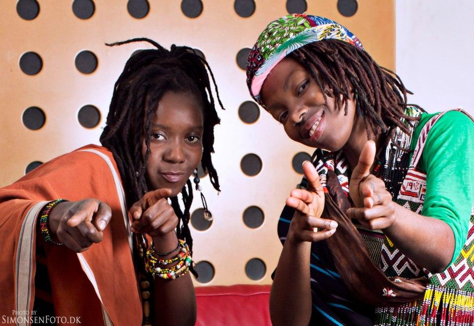 Lady Slyke & Tina Mweni