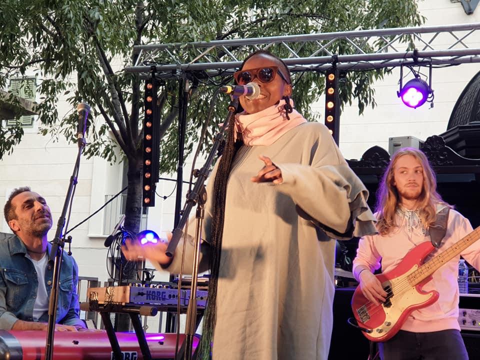 06/10/19 – Festival Le Son De Notre Canebiere feat. Cyril Benhamou - Photo Sarah Meson