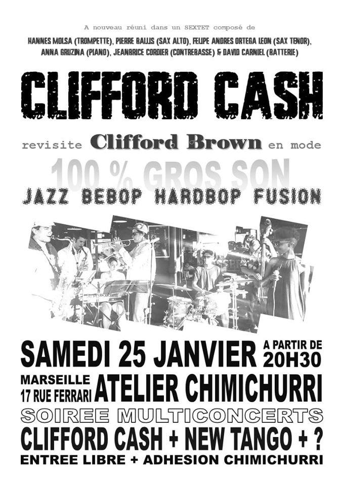 Clifford Cash Live 25-01-2020
