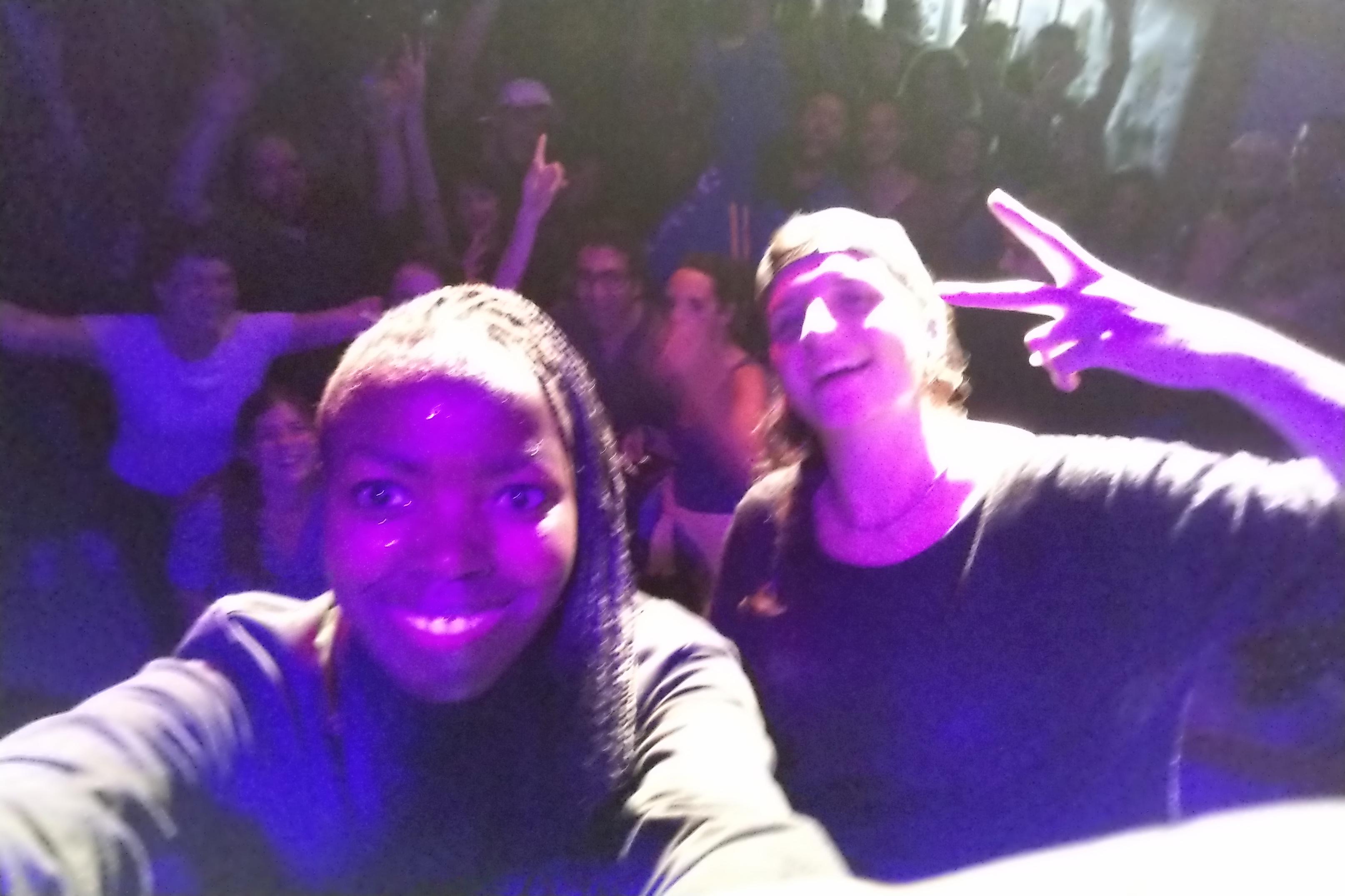 Tina Mweni & DJ DeeDy at Elles'Fest #1 – Festival