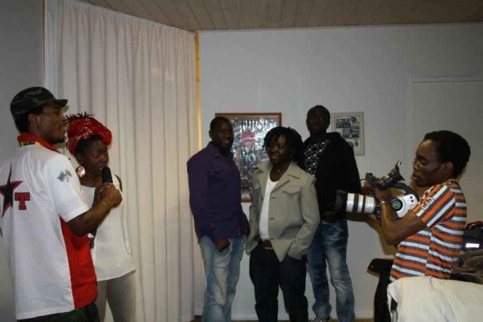 Afrobeat Interview - Ragga Dee Showcase